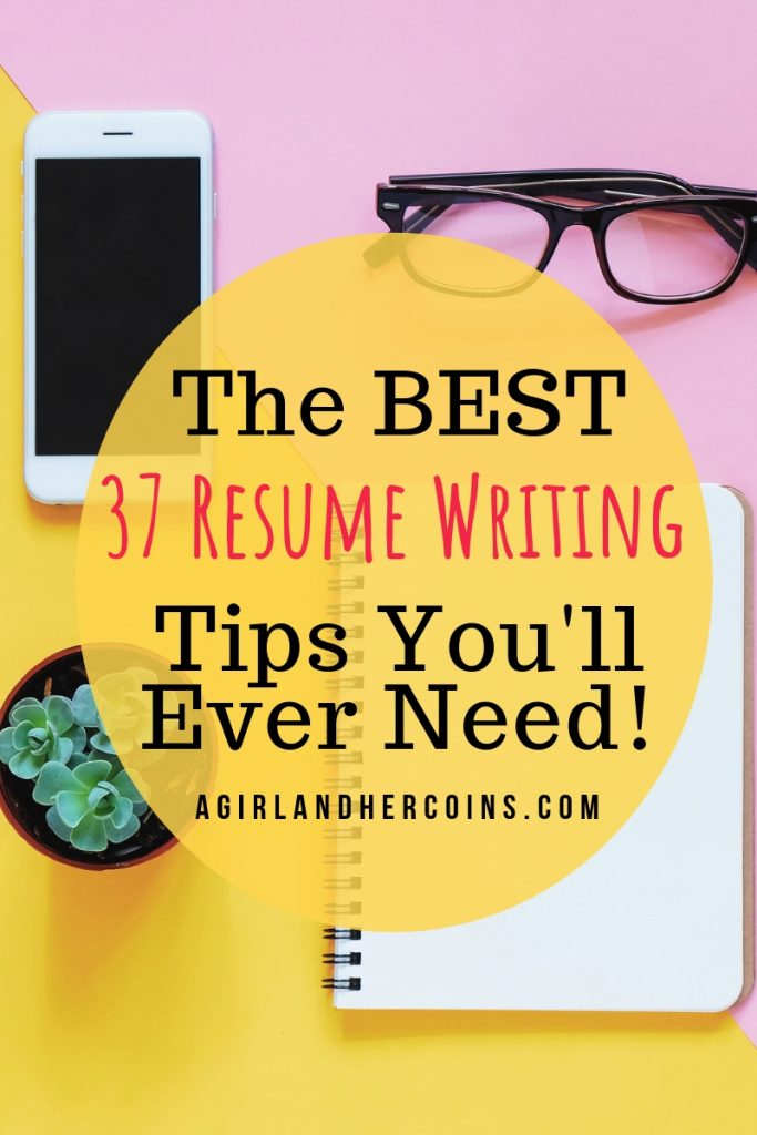 The Best 37 Resume Writing Tips You Ll Ever Need From A Recruiter